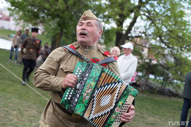 Беларусь отмечает День Победы