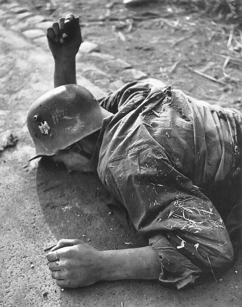 332 полк вермахта. В плен не брать!