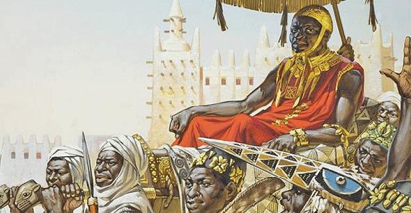 Как жил самый богатый в истории человек