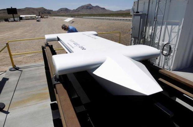 Первые испытания фантастического поезда Hyperloop прошли успешно