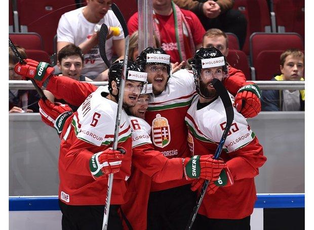 На грани вылета: белорусы крупно проиграли венграм на чемпионате мира по хоккею