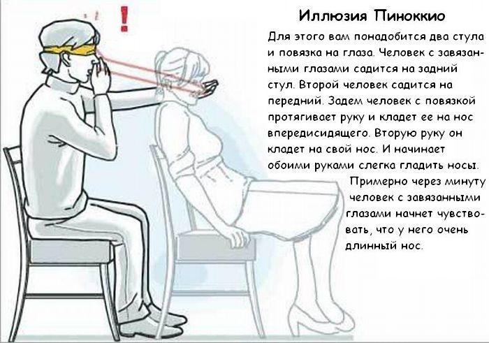 Как можно обмануть свой мозг
