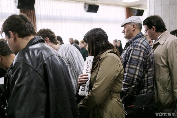 Официальная безработица сохраняется на уровне 1,2%