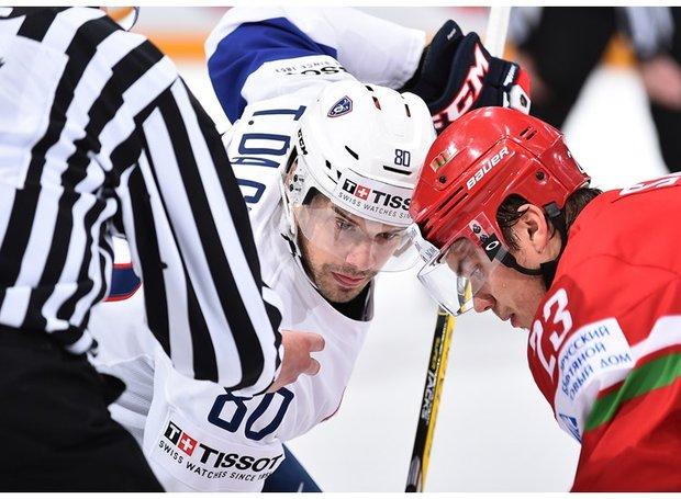 Сборная Беларуси по хоккею крупно обыграла французов и сохранила прописку в элитном дивизионе