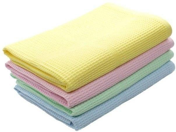 Как сделать кухонные полотенца чистыми?