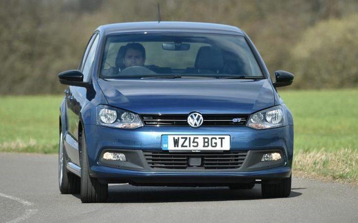 10 самых продаваемых автомобилей в Великобритании