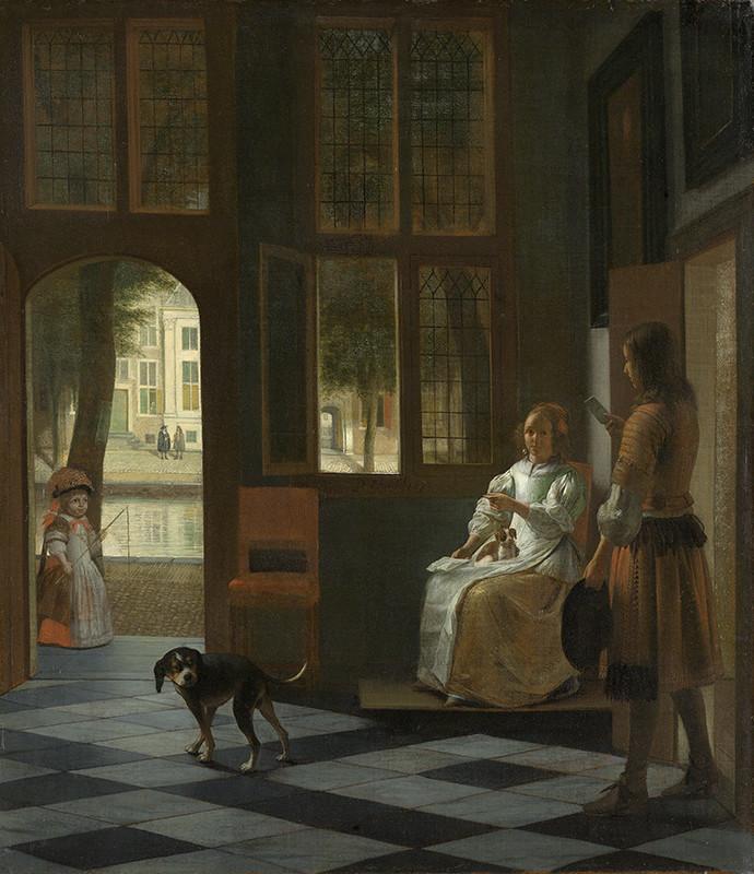 Тим Кук увидел IPhone в картине 17 века