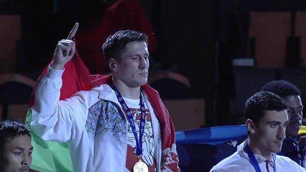 Виталий Гурков в 11-й раз стал чемпионом мира по муай-тай