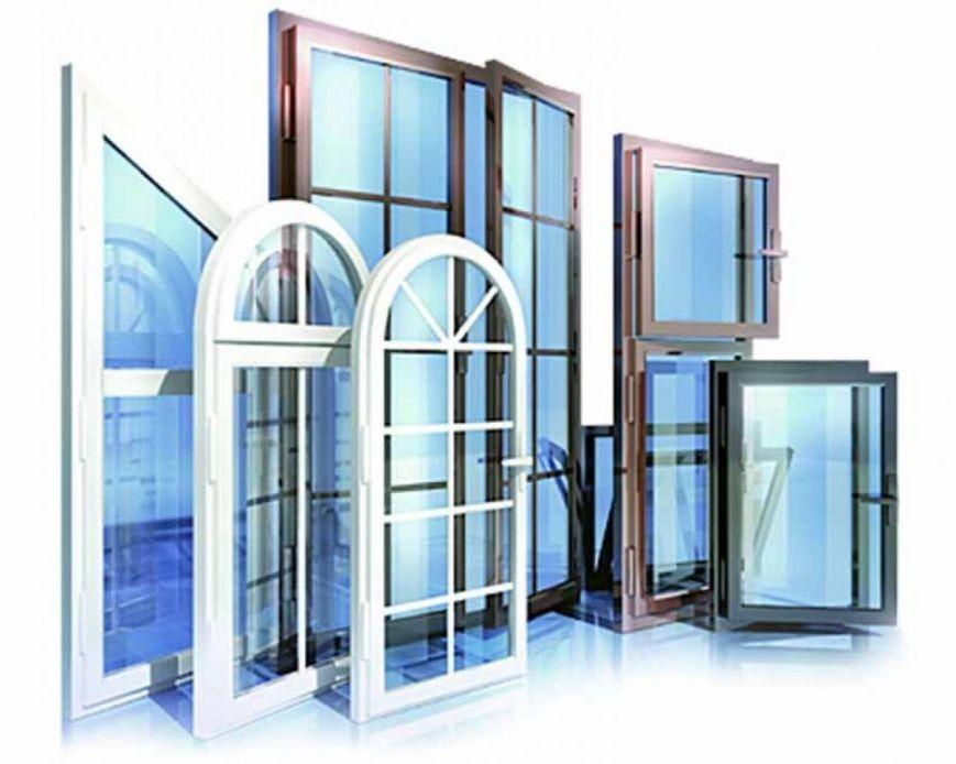 Металлопластиковые оконные конструкции