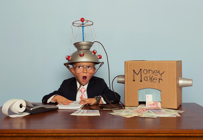 Думай как миллионер: изменить мысли и разбогатеть