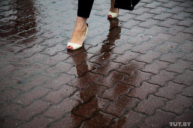 Циклон с Балтики принесет в выходные дожди и порывистый ветер