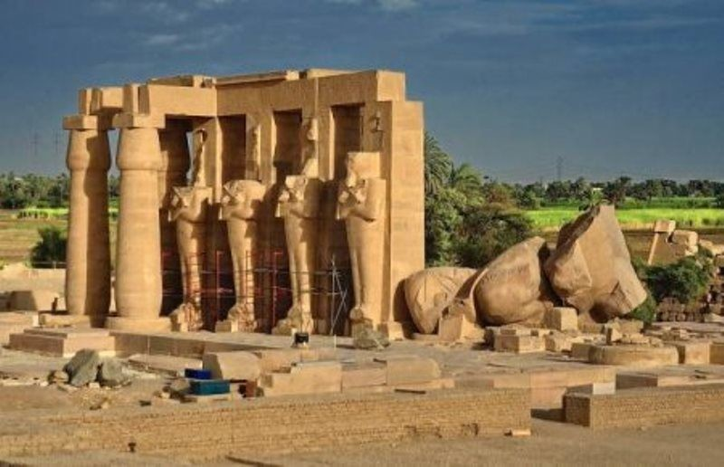 10 загадочных технологий Древнего Египта, которым до сих пор нет объяснения