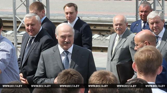 А.Г.Лукашенко: