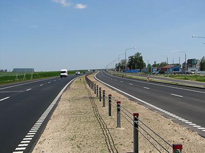 Движение по скоростному участку трассы М5 Бобруйск-Жлобин открыто