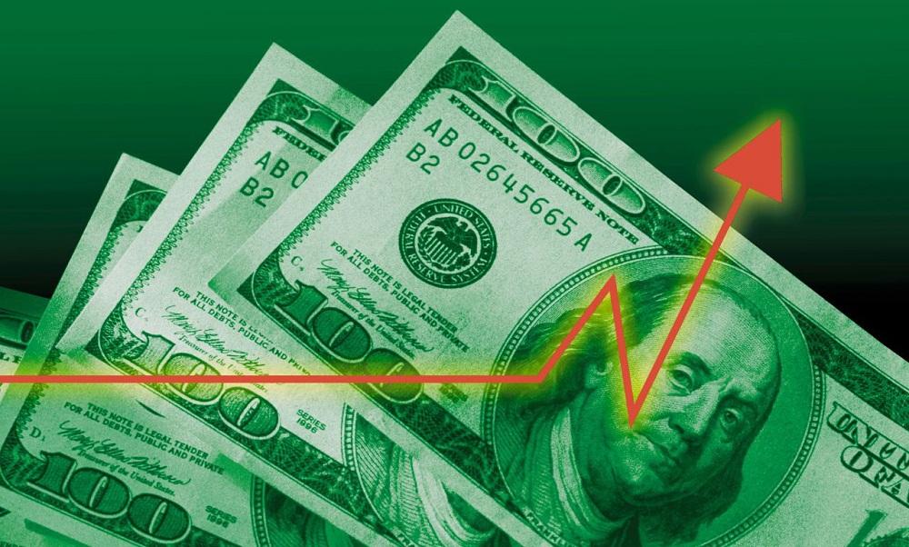 доллар резко вырос