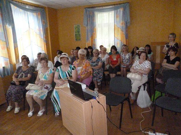 В Бобруйске прошла акция по профилактике ДТП среди пожилых граждан