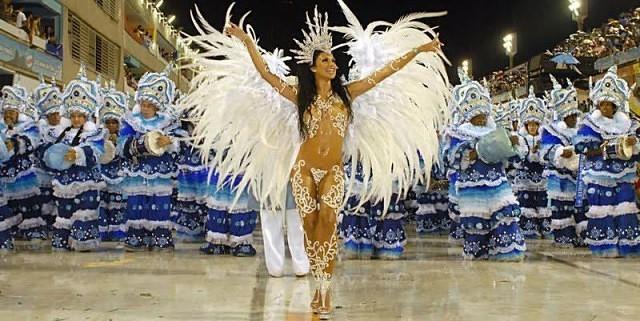 Бразильский карнавал 2016
