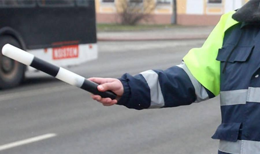 В Могилеве водитель обиделся на гаишника и нажаловался - мол, тот пьян. Инспектор пошел в суд