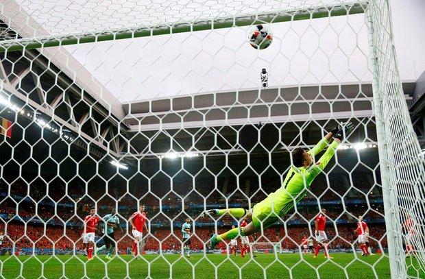 Уэльс вышел в полуфинал Евро-2016, выбив бельгийцев
