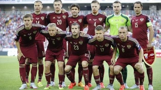 Расформировать сборную России по футболу
