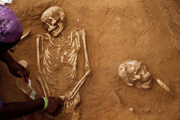 Ученые обнаружили кладбище загадочного народа из Библии