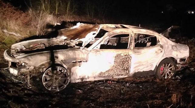 Суд приступил к рассмотрения дела о поджоге Maserati с целью получения страховки