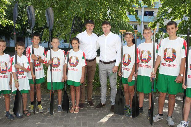 Бобруйчанин Александр Богданович - капитан белорусской сборной на олимпиаде в Рио-де-Жанейро