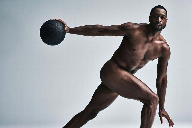 Профессиональные спортсмены разделись для откровенной фотосессии журнала ESPN