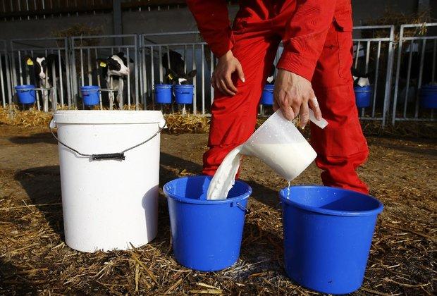 Минсельхозпрод прокомментировал претензии россиян к качеству белорусской молочки