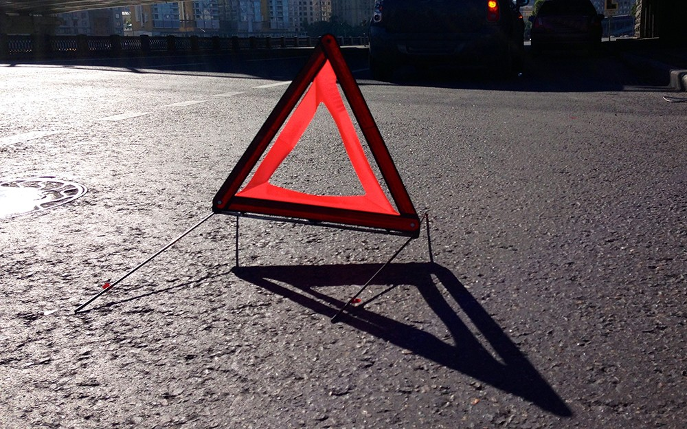 Авария с участием учебного автомобиля произошла в Бобруйске