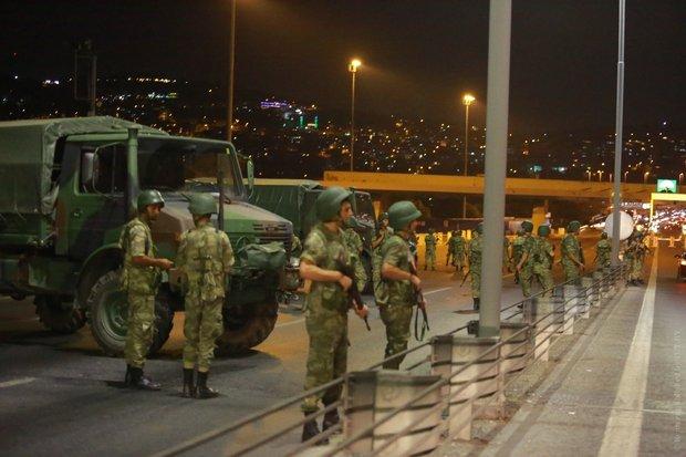 Арестован организатор переворота в Турции