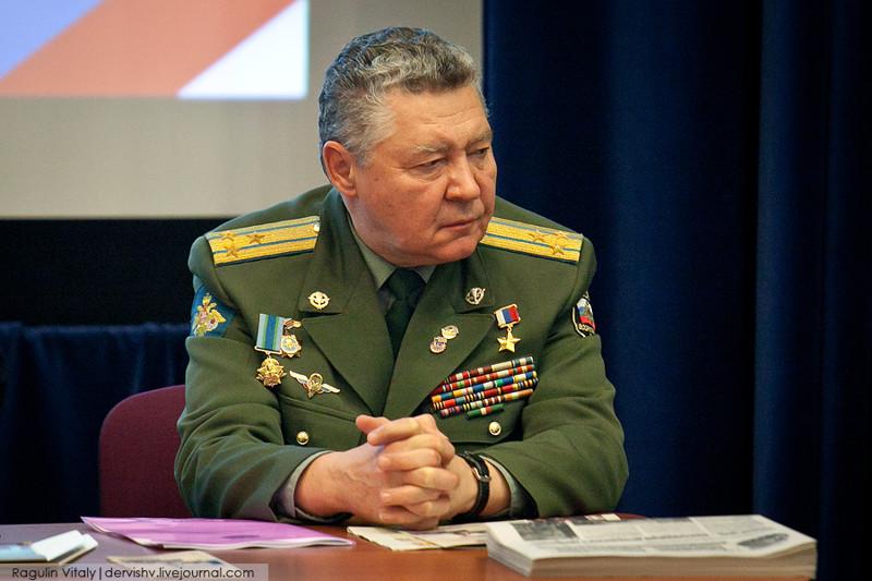 Ушел из жизни легендарный десантник Александр Маргелов