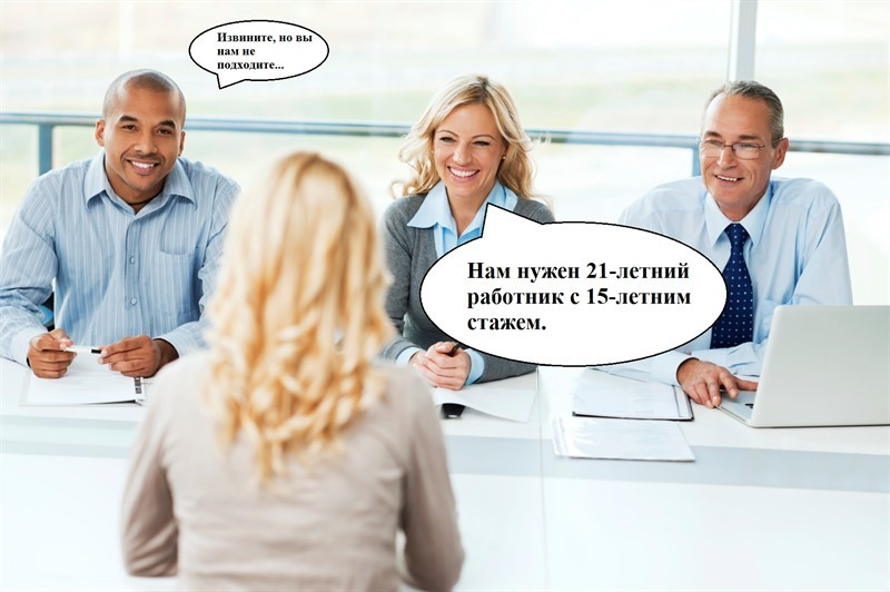 Собеседование при приеме на работу. Как нужно ответить на вопросы?