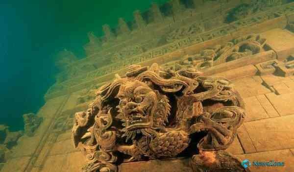 Древние подводные города