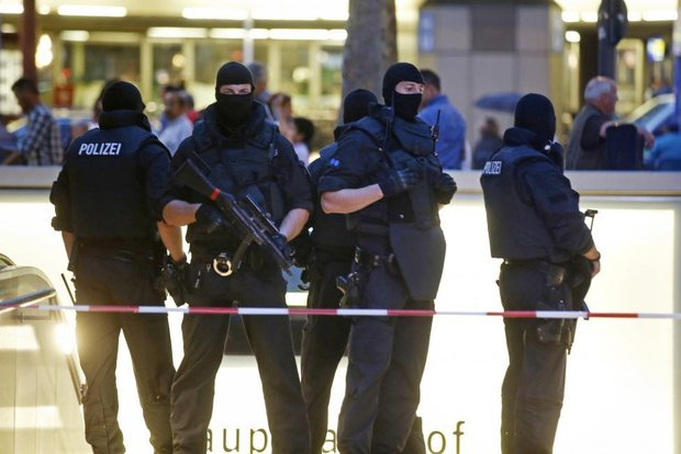 Стрельба в Мюнхене: 9 человек погибли, 21 пострадал