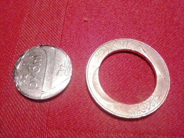 Литовский монетный двор объяснил, почему ломаются белорусские монеты