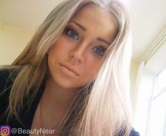 Подборочка красивых девушек