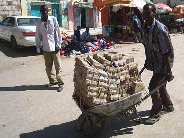 Когда деньги превращаются в бумагу