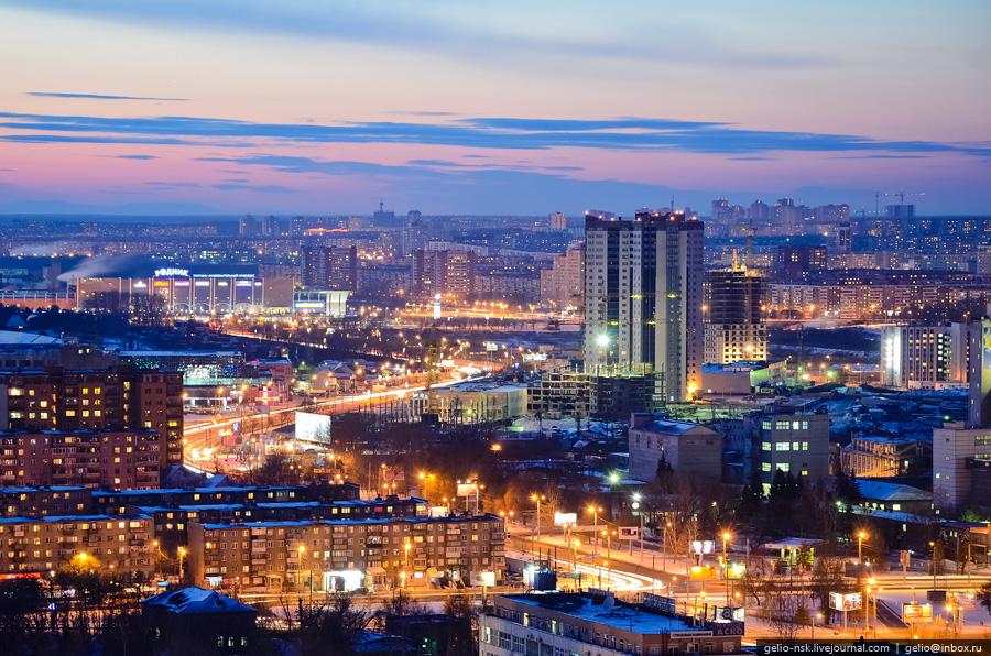 в Челябинск