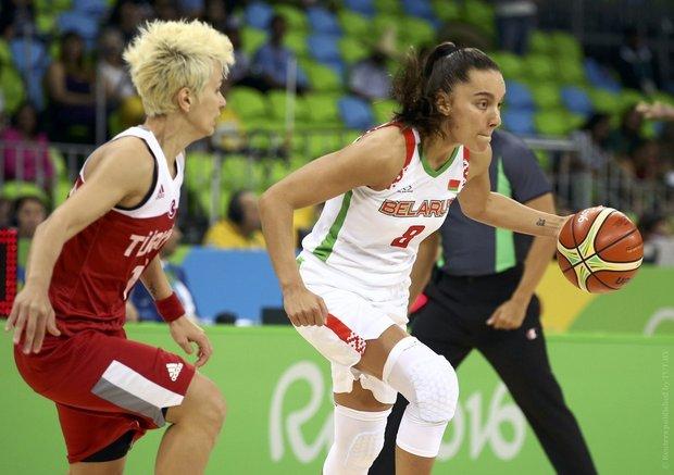 Белорусские баскетболистки уступили турчанкам в решающем матче на Олимпиаде