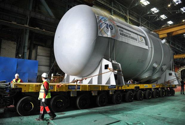 Минск принял решение заменить корпус реактора