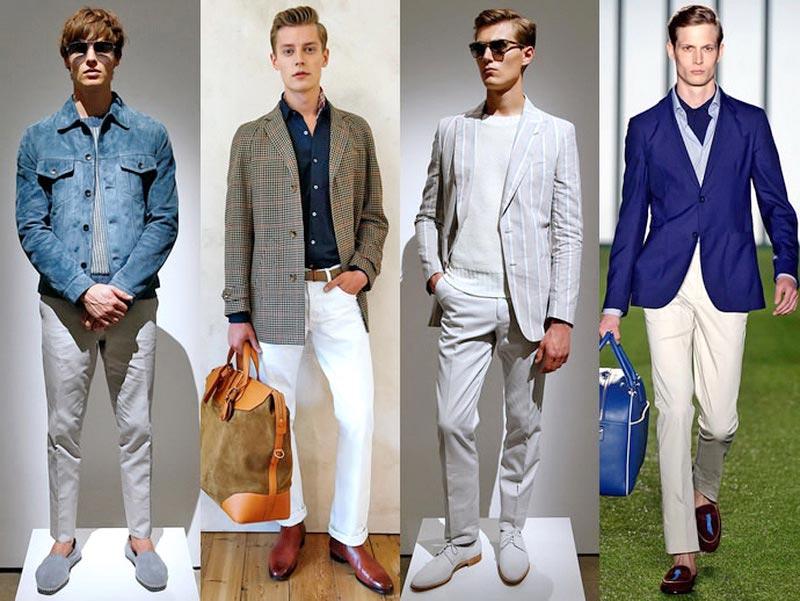 Модные тренды мужской обуви этого года