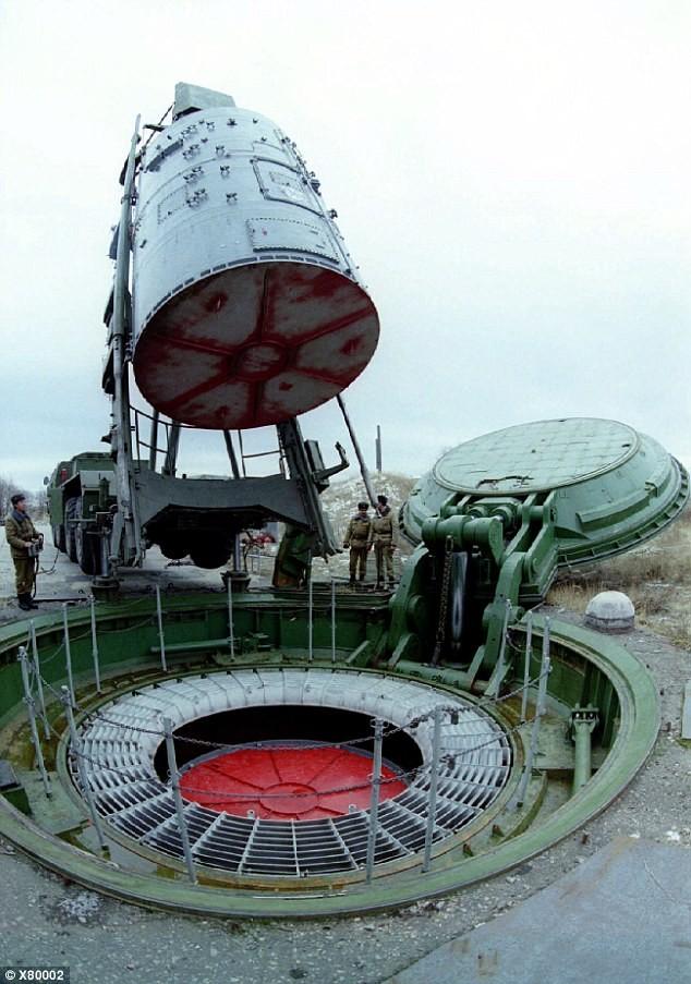 Россия готовится к ядерной войне? Разведка США: в России строятся десятки подземных бункеров