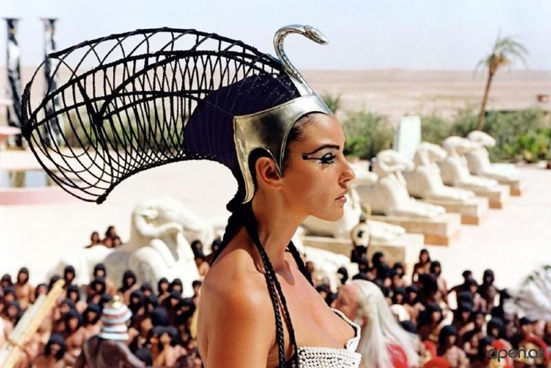 Лучшие секреты красоты от Клеопатры