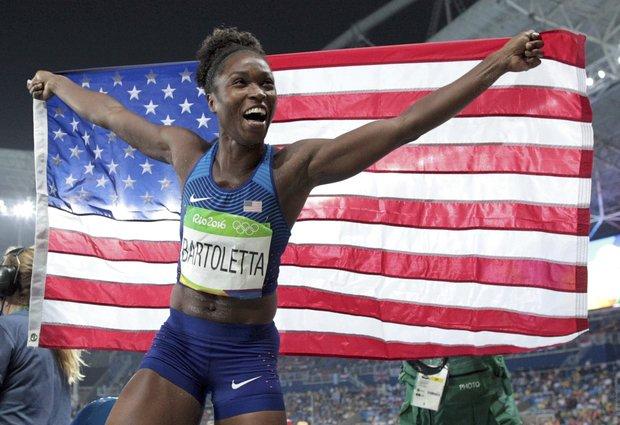 США уверенно лидируют в медальном зачете Олимпиады, Беларусь - 37-я