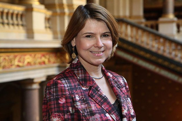 посол Великобритании Фионна Гибб