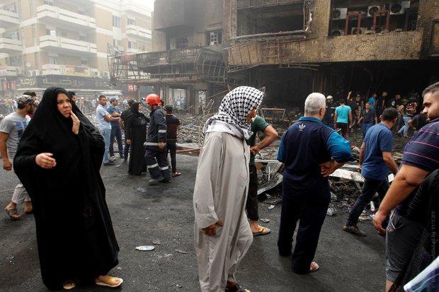 Число жертв терактов в Западной Европе достигло рекорда за 10 лет