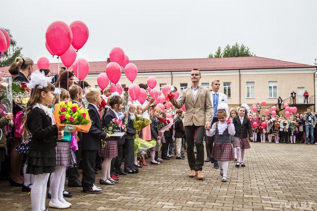 В Могилевской области первый звонок для школьников прозвенит 1 сентября