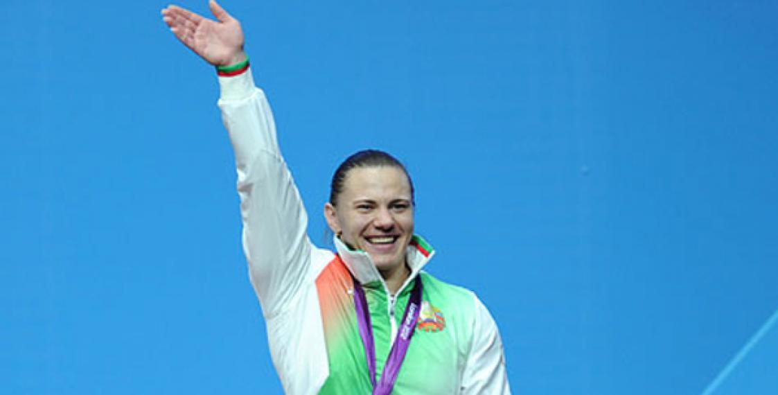 У белоруски заберут олимпийскую медаль