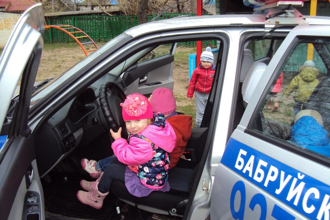 В сентябре объявлена Неделя детской безопасности